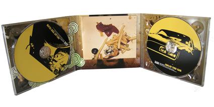 Digipack CD Pressung